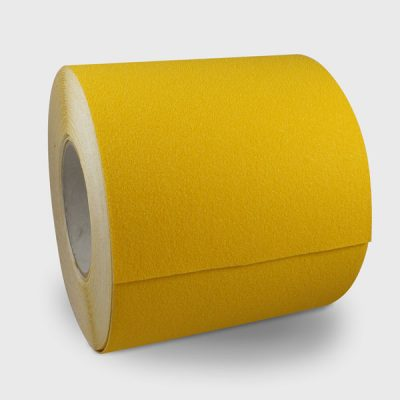 150mm yellow anti slip tape