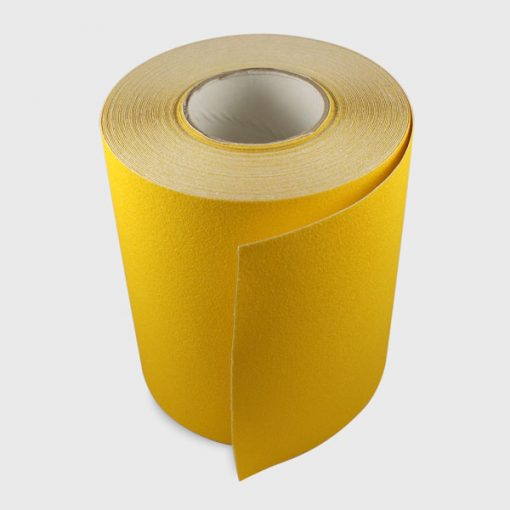200mm yellow anti slip tape