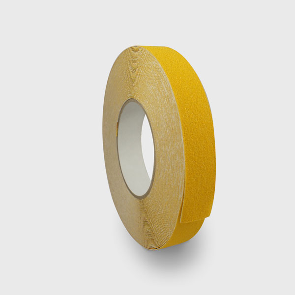 25mm Yellow Anti Slip Tape